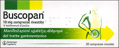 Buscopan compresse